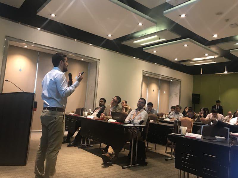 Congreso Global Biodiesel Focus 2018 en Jakarta (Indonesia)