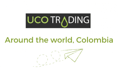 UCO Trading around the world – Colombia