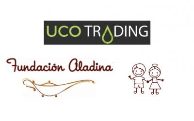 UCO Trading y Fundación Aladina